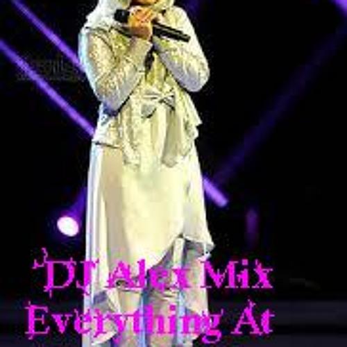 Fatin Shidqia Lubis - Everything At Once ( Dj Alex Mix )