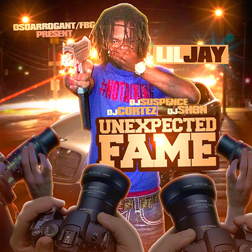 Lil Jay- Back It Up ( Unexpected fame mixtape )