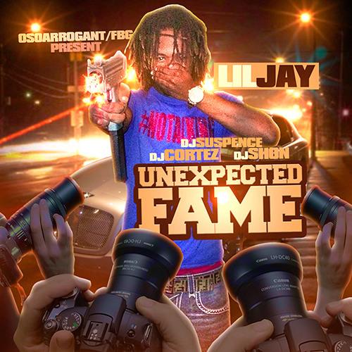 Lil Jay- Flexin N Finesse Feat Billionaire Black ( Unexpected fame Mixtape )