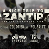 Tulbure, Giovanni Verrina & Polarize @ Z21 Kazantip 2013 part 1