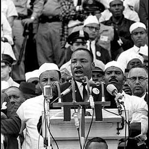 'I Have a Dream' speech, Martin Luther King, Jr.