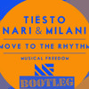 Tiësto & Nari & Milani vs Delayers - Move To The Rhythm (No way Bootleg)
