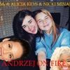 M2, Alicia Keys, Nicki Minaj - Andrzej On Fire