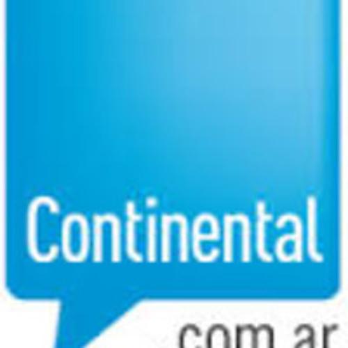 """Aldo Méndez con Mariló López Garrido en """"La Voz de la Noche"""", de Radio Continental (Buenos Aires)"""