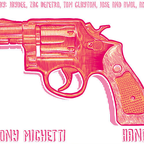 Handgun (Adrian Gia's 9mm Remix) - Anthony Michetti
