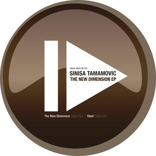 Sinisa Tamamovic - Steel - Night Light Records