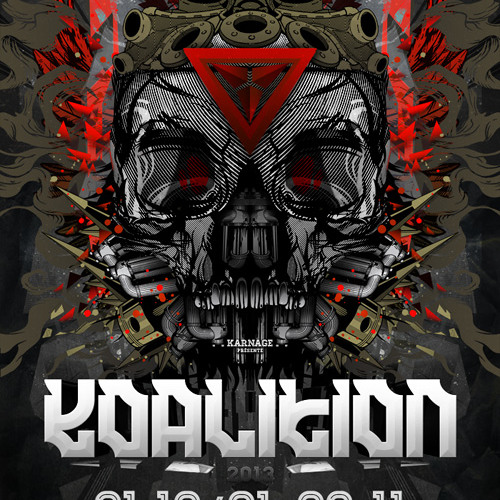 Deathmachine Minimix Koalition Festival 2k13