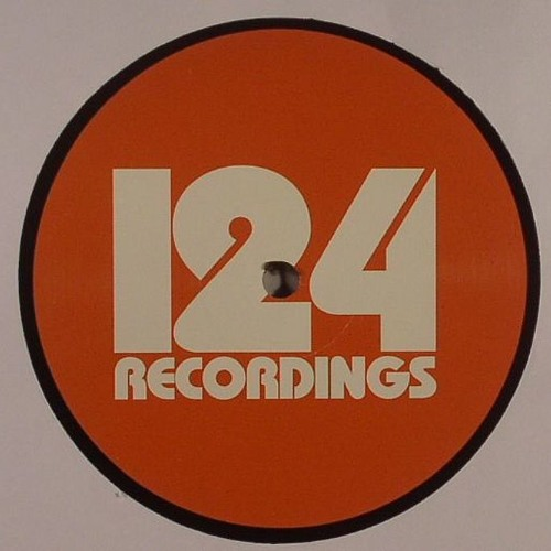 COLMAN BUCKLEY-'THREE'-'THE DAT TAPES' EP 124R005 -124 RECORDINGS 12""