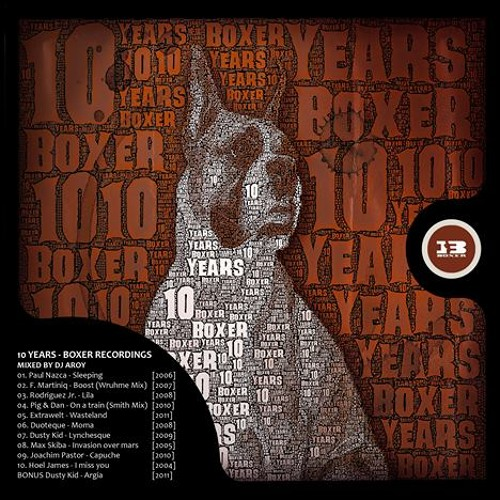 BEST OF BOXER 10 YEARS! DJ AROY (FREE DWNLD)