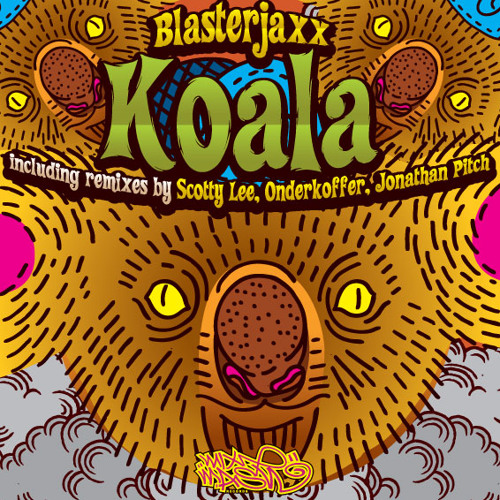 Blasterjaxx - Koala (Original Mix)