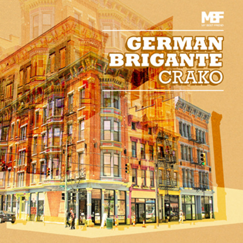 German Brigante - Crako (Original Mix) MBF 12106