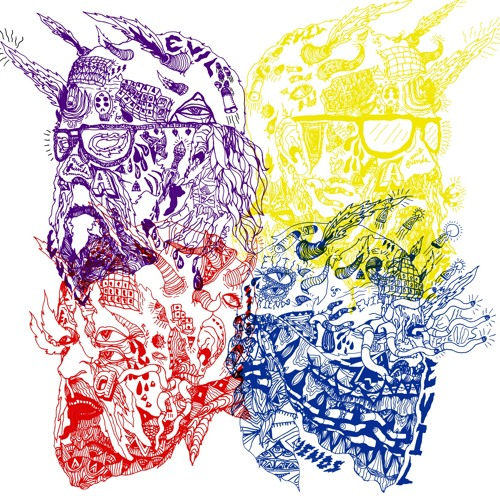 Portugal. The Man - Purple Yellow Red and Blue Remixes
