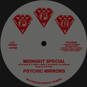 Midnight Special by Psychic Mirrors