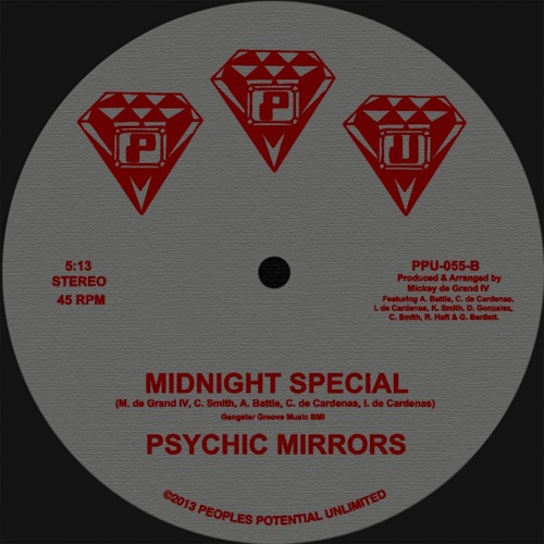 Psychic Mirrors - Midnight Special