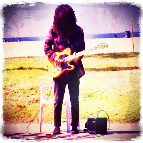 Venice Guitarist