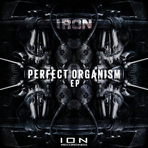 IRON & STHS - 44 Magnum [ OUT NOW on ION Recordings ]