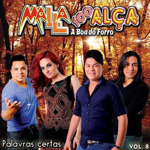 CD's e Livros - Malla 100 Alça, Volume 08 [LNÇAMENTO 2013]