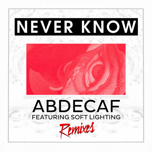 AbdeCaf - Never Know ft. Soft Lighting (Poly Remix)