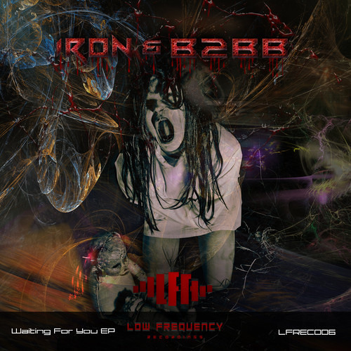 Iron & B2BB - Waiting for You [OUT NOW on Low Frequency Recordings]