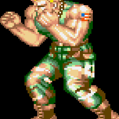 Guile´s Theme Street fighter 2 Cover