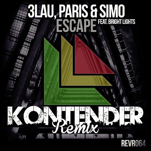 Kontender vs. 3LAU - Escape Ft. Bright Lights || VOTE NOW!!