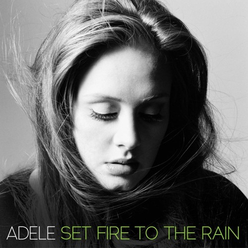 Adele - Set Fire To The Rain (Conor McMullan remix)