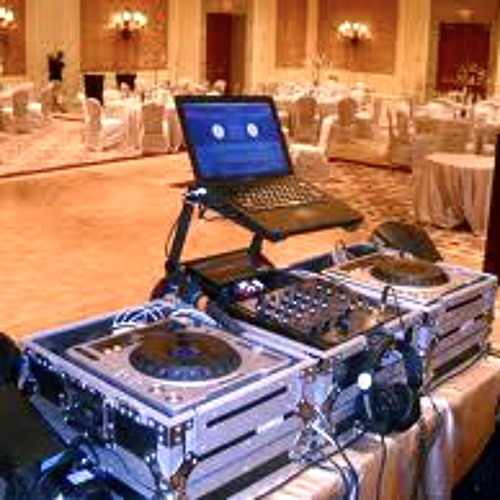 Wedding DJ.