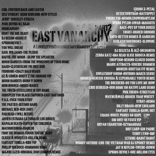 East Vanarchy 2