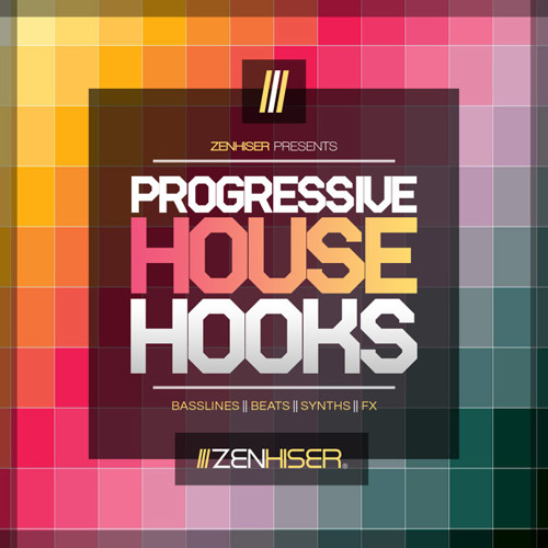 Progressive House Hooks - The Only Progressive House Pack For Euphoric And Huge Drops