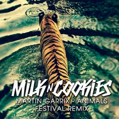 Martin Garrix - Animals (Milk N Cooks Festival Remix)