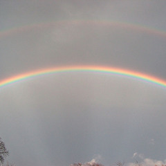 Rainbow Lullaby with Over the Rainbow by Judy Garland
