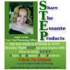 How To Share The Essante Plan S.T.E.P. with Angie Levine 08-26-13