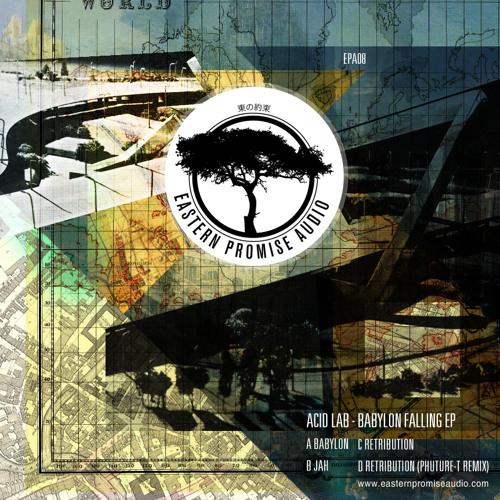 Acid Lab - Babylon Falling EP