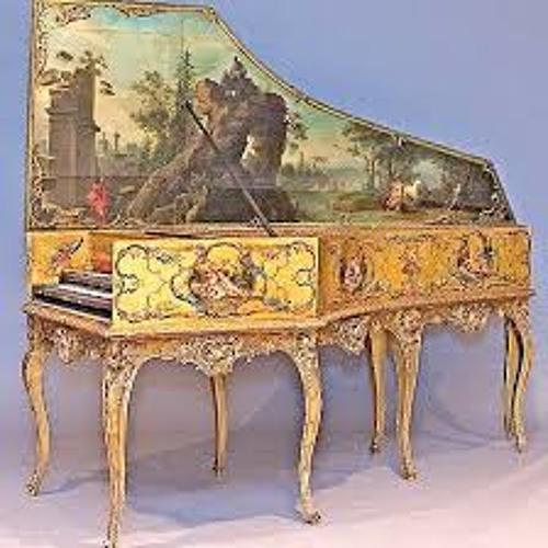 Negrin  - Prelude No 3 in E Major For Harpsichord