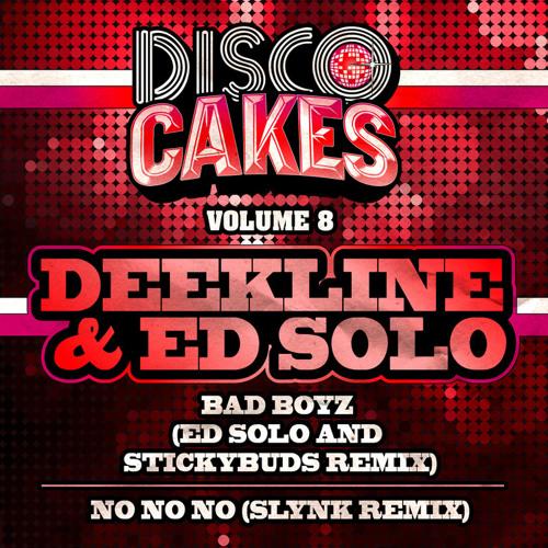 Deekline & Ed Solo Ft. Top Cat - Bad Boyz (Ed Solo & Stickybuds Remix)
