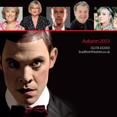 Bradford Theatres BCB Radio Interview Autumn Season 2013