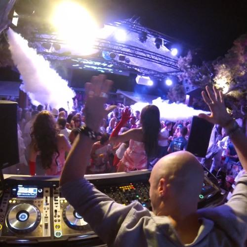Technasia live at Blue Marlin Ibiza Sunday / Ibiza Sonica 25.08.2013
