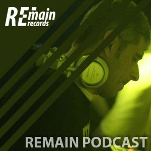 Remain Podcast 40 mixed by Axel Karakasis (27.08.2013)
