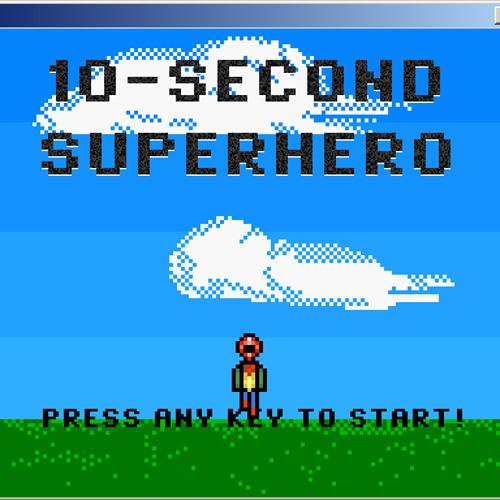 10-SECOND SUPERHERO OST