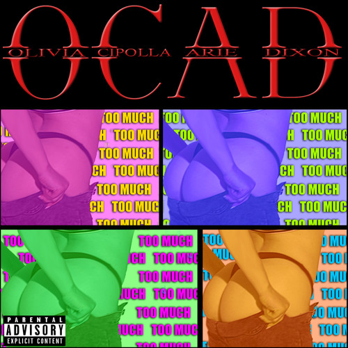 OCAD - Too Much