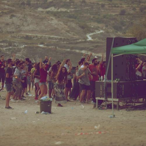 Alex Tomb @ XORKO.COM Festival 2013 (Arminou Desert)