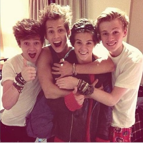 We Are Never Getting Back Together - Cover by The Vamps