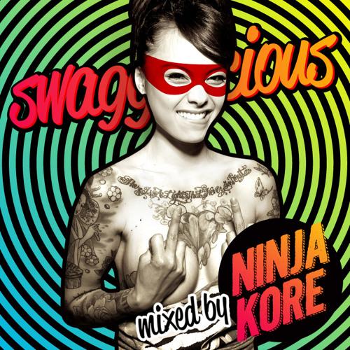 Ninja Kore - SWΛGGΛLICIOUS (Podcast)