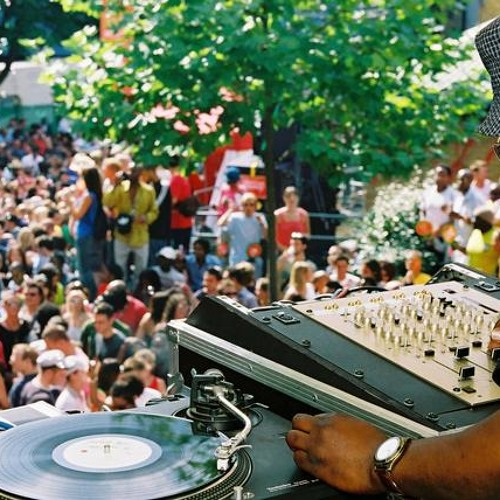 Norman Jay Good Times Sound System Live Notting Hill Carnival 2002 Part 2