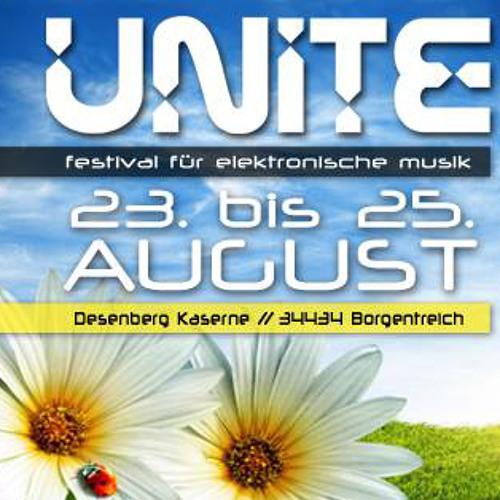 Norman@Unite Festival 2013