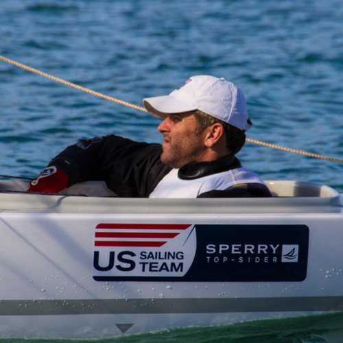 IFDS Worlds: Danny Evans, 2.4mR at Kinsale Yacht Club