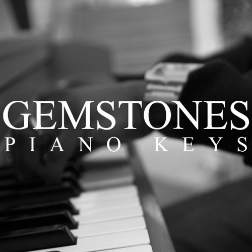 Gemstones - Piano Keys