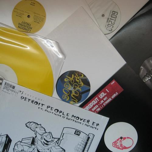 Acid Tech-House Vinyl Mix