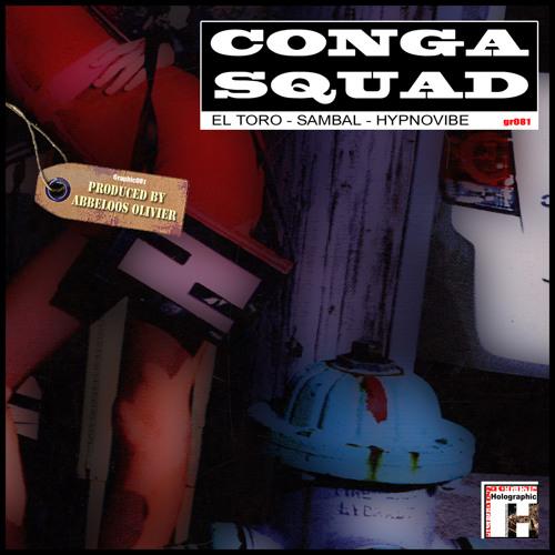 Conga Squad - Hypnovibe