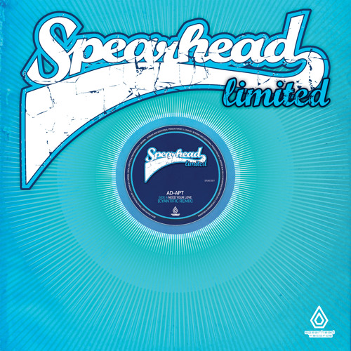 SPEARLTD017 A - Need Your Love - Cyantific Remix - Mastered